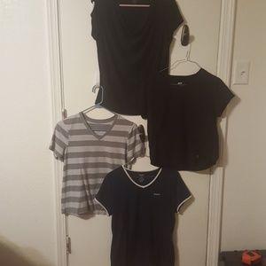 Bundle of four shirts